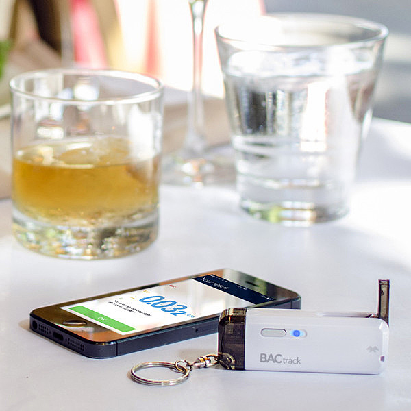 BACtrack Vio - Bluetooth App Enabled Breathalyzer