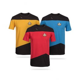 Star Trek TNG Uniform Tee